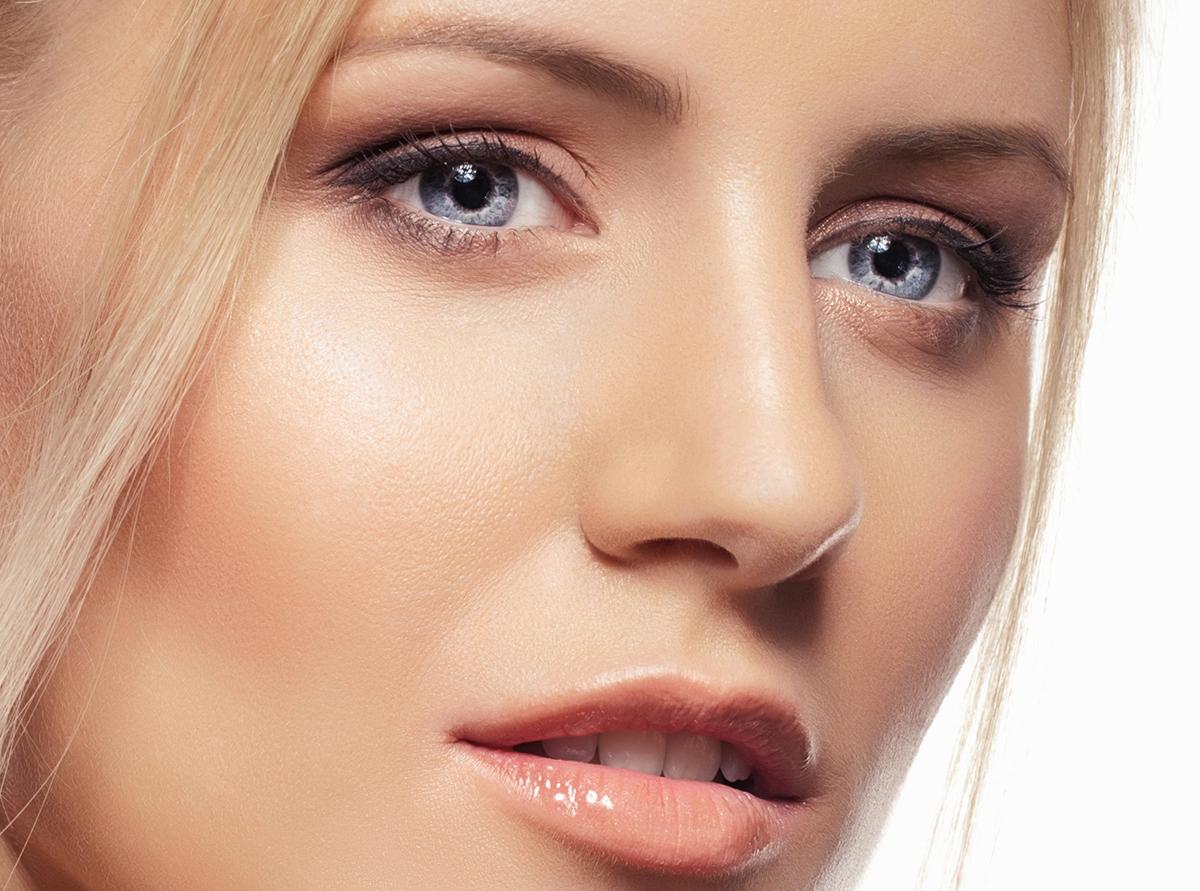 Schönheit der Nase - Nasenoperation, Nasenkorrektur und